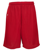 Russell Athletic Youth Polyester Tricot Mesh Shorts - True Red