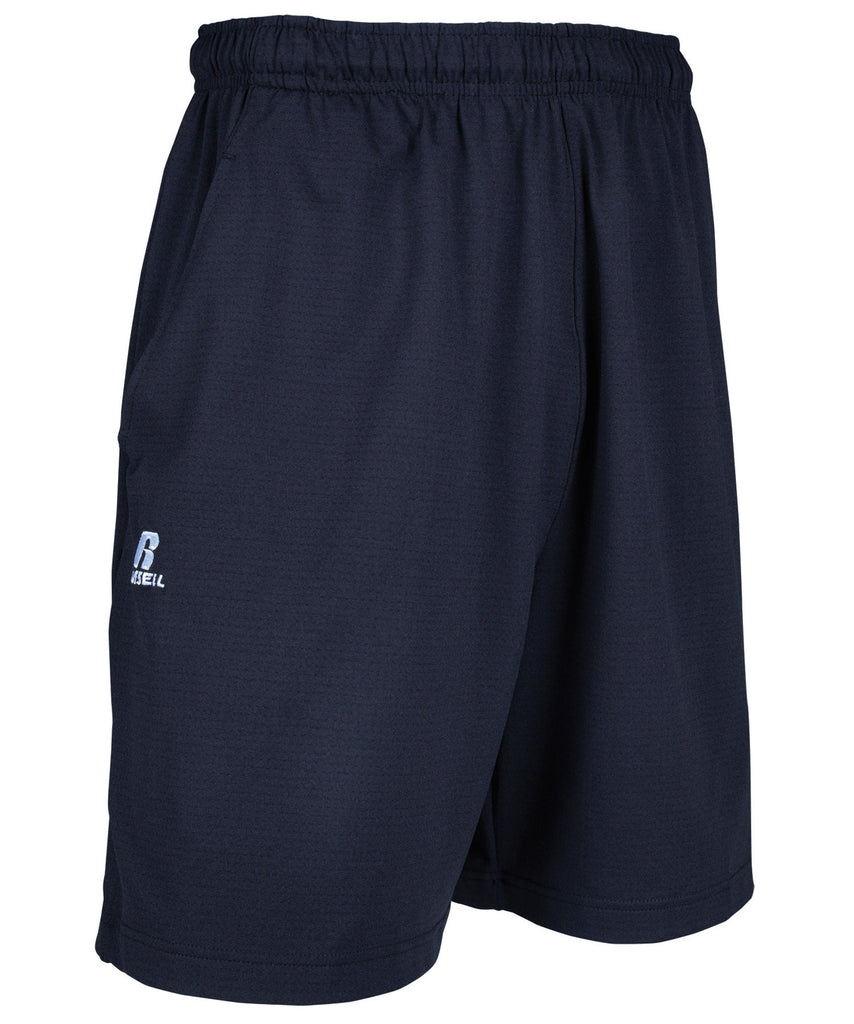 Russell Athletic Men's Dri-Power Coach's Shorts - Black Selected