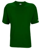 Russell Athletic Men's Athletic Crew Neck Tee - Dark Green