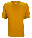 Russell Athletic Men's Athletic Crew Neck Tee - Gold