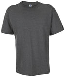 Russell Athletic Men's Athletic Crew Neck Tee - Black Heather