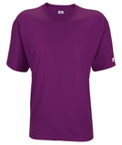 Russell Athletic Men's Athletic Crew Neck Tee - Purple