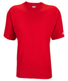 Russell Athletic Men's Athletic Crew Neck Tee - True Red