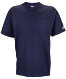 Russell Athletic Men's Athletic Pocket Tee - Navy