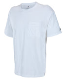 Russell Athletic Men's Athletic Pocket Tee - White