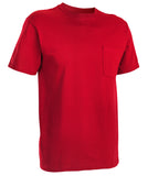 Russell Athletic Men's Athletic Pocket Tee - True Red