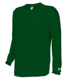 Russell Athletic Men's Athletic Long Sleeve Tee - Dark Green