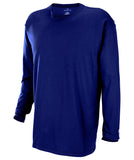 Russell Athletic Men's Athletic Long Sleeve Tee - Navy