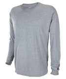 Russell Athletic Men's Athletic Long Sleeve Tee - Oxford