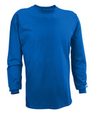 Russell Athletic Men's Athletic Long Sleeve Tee - Royal