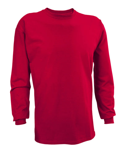From warm-up, to cool-down, to hanging around, you can't beat the Russell Athletic Men's Long Sleeve Athletic Tee.