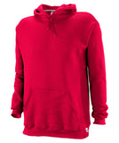 Russell Athletic Mens Dri-Power Fleece Pullover Hoodie - True Red