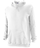 Russell Athletic Mens Dri-Power Fleece Pullover Hoodie - White