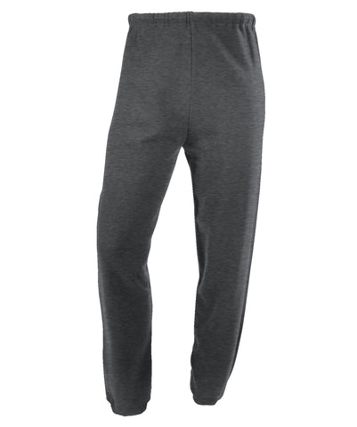 Russell Athletic Men's Dri-Power Closed Bottom Fleece Pants - Black Heather