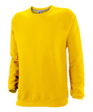 Russell Athletic Mens Dri-Power Fleece Crew - Gold