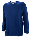 Russell Athletic Mens Dri-Power Fleece Crew - Navy