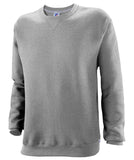 Russell Athletic Mens Dri-Power Fleece Crew - Oxford
