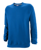 Russell Athletic Mens Dri-Power Fleece Crew - Royal
