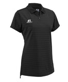 Russell Athletic Women's Golf Polo - Black