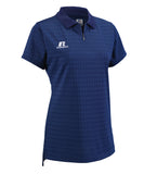 Russell Athletic Women's Golf Polo - Navy