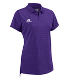 Russell Athletic Women's Golf Polo - Purple