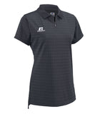 Russell Athletic Women's Golf Polo - Stealth