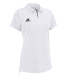 Russell Athletic Women's Golf Polo - White