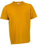 Russell Athletic Youth NuBlend Tee - Gold