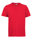 Russell Athletic Youth NuBlend Tee - True Red