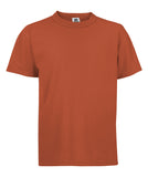 Russell Athletic Youth NuBlend Tee - Texas Orange