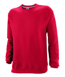 Russell Athletic Youth Dri-Power Fleece Crew - True Red