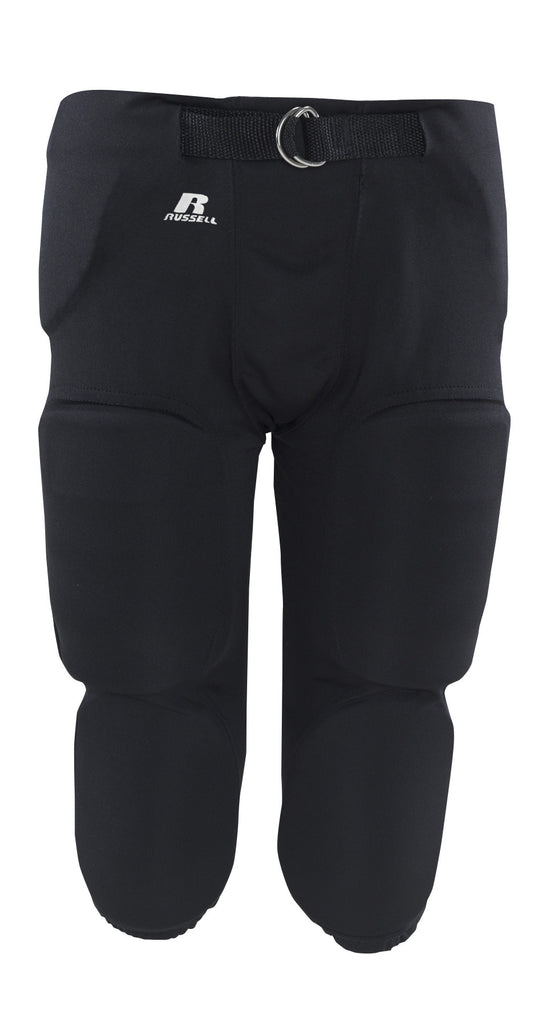 Russell Athletic Men's Practice Football Pants - Black Selected