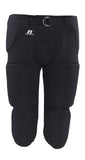 Russell Athletic Men's Practice Football Pants - Black