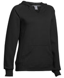 Russell Athletic Women's Fleece Pullover Hoodie - Black