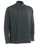 Russell Athletic Men's Stretch Performance 1/4 Zip Pullover - Stealth