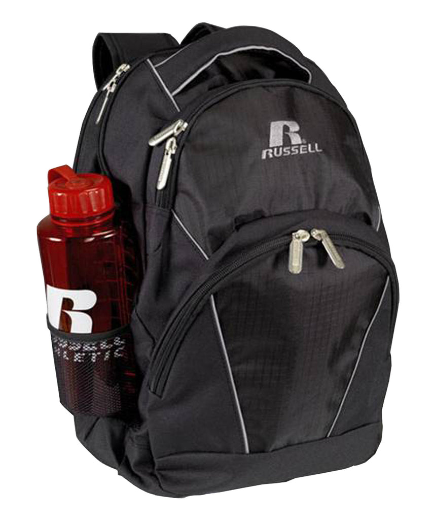 Russell Athletic Triple Play Deluxe Backpack Selected