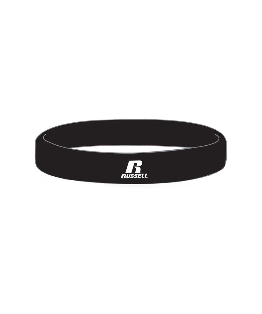 "Russell Athletic 2"" Headband - Black Selected"