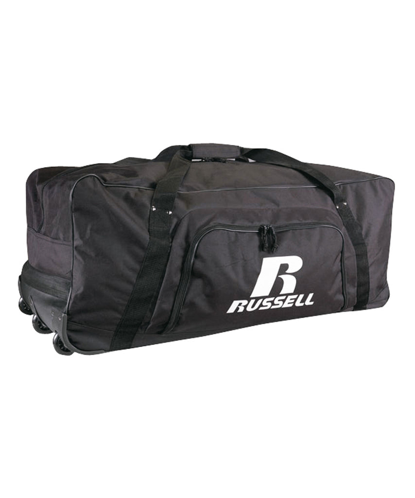 Russell Athletic 3-Wheeled Gear Bag Selected
