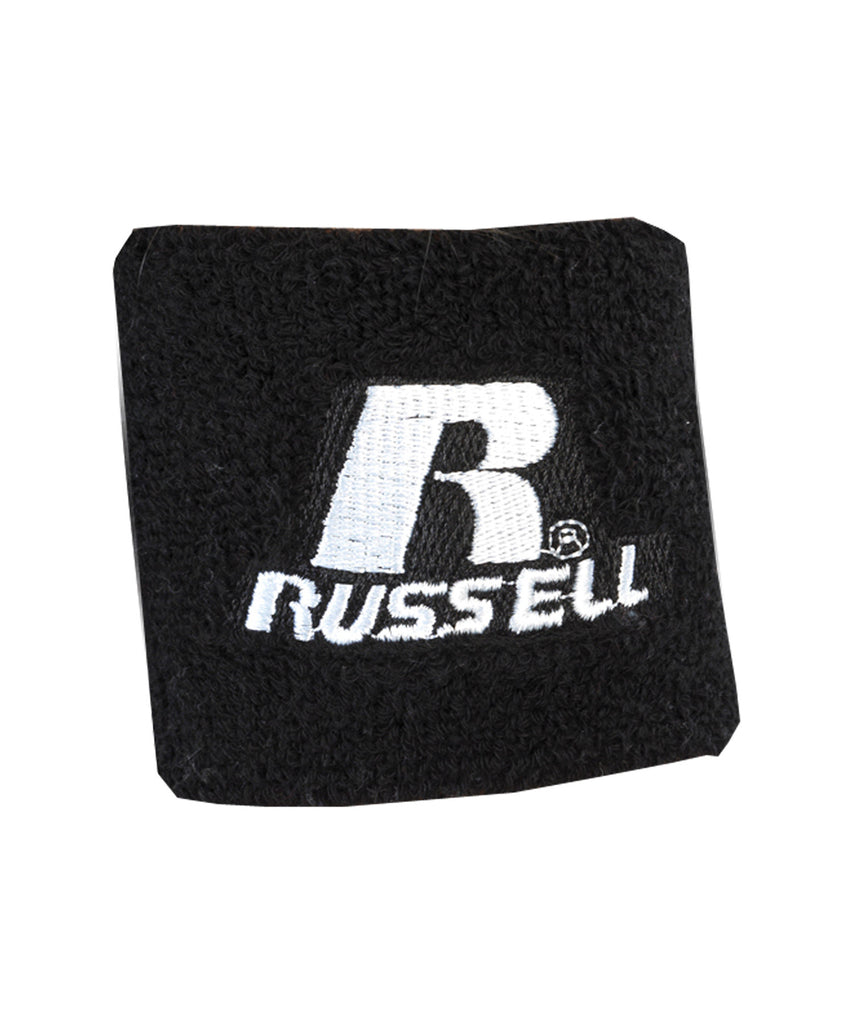 "Russell Athletic 3"" Wrist Band - Black Selected"
