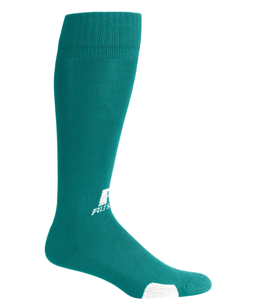 Russell Athletic All Sport Socks - Aqua/White Selected