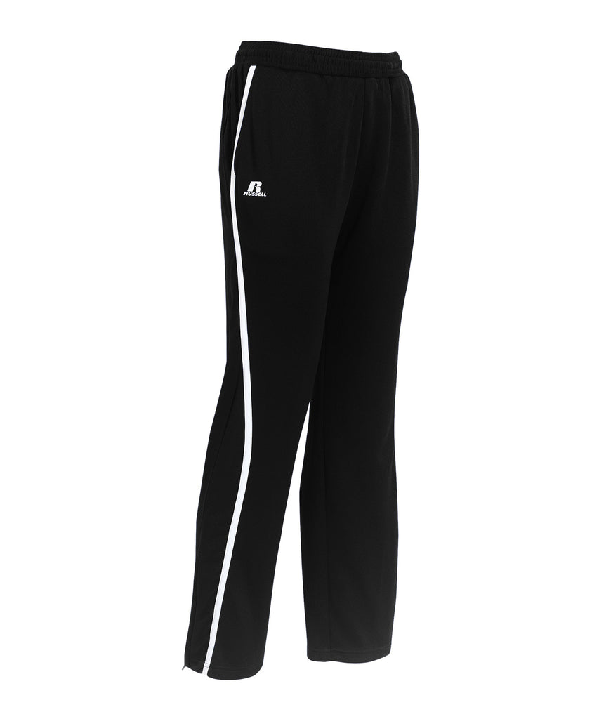 Russell Athletic Youth Team Gameday Warmup Pants - Black/White Selected