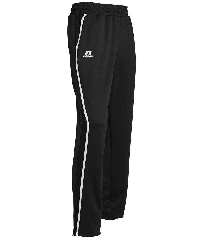 Russell Athletic Men's Gameday Sideline Pants - Black/White Selected