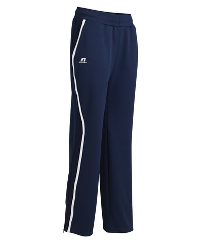 Russell Athletic Women's Gameday Sideline Pants - Navy/White
