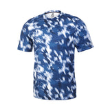 Russell Athletic Men's Sublimated Camokaze Performance Tee - Navy Camo