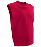 Russell Athletic Men's Athletic Sleeveless Tee - True Red