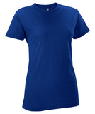 Russell Athletic Women's Campus Short Sleeve Tee - Navy