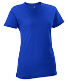 Russell Athletic Women's Campus Short Sleeve Tee - Royal