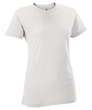 Russell Athletic Women's Campus Short Sleeve Tee - White