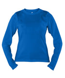 Russell Athletic Women's Campus Long Sleeve Tee - Royal