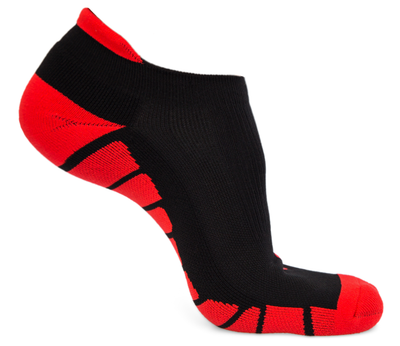 NO-SHOW RUNNING SOCKS - Black